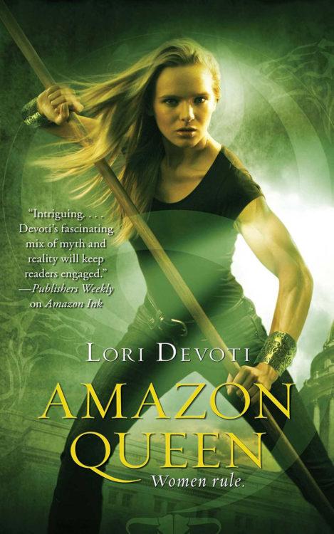Amazon Queen Cover Art