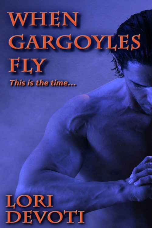 When Gargoyles Fly Cover Art