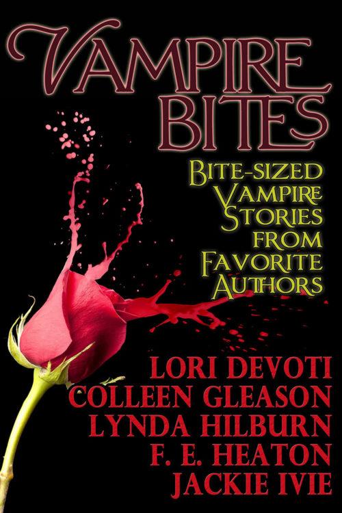 Vampire Bites Cover Art