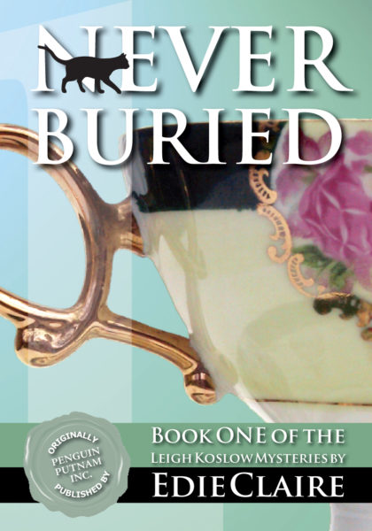 Never Buried by Edie Clare
