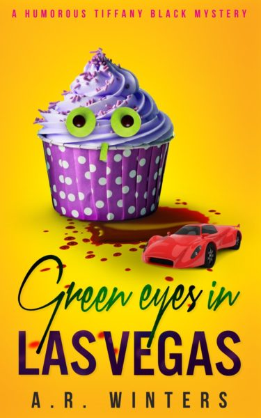 Green Eyes in Las Vegas, a funny mystery
