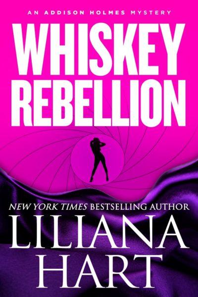 Whiskey Rebellion romantic mystery