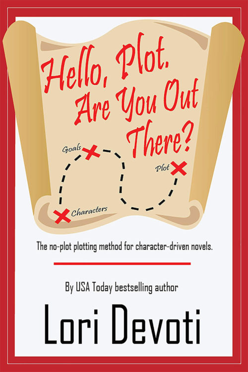 Hello, Plot. Are You Out There? Cover Art