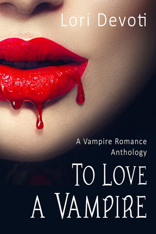 To Love a Vampire Cover Art