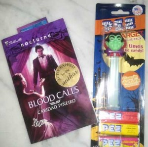 30 days of vampires prize, Blood Calls