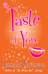 30 Days of Vampires: A Taste of You