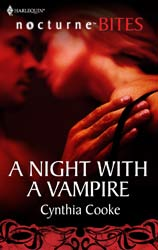 A Night With A Vampire