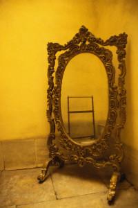 Ornate Mirror Bane of Vampires