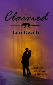 Claimed, a vampire werewolf romance