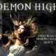 Demon  High, excerpt