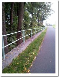 Road beside Culp's Hill