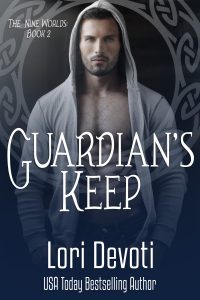 Guardian's Keep, paranormal romance by Lori Devoti