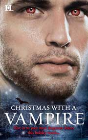 Christmas with a Vampire, paranormal romance anthology