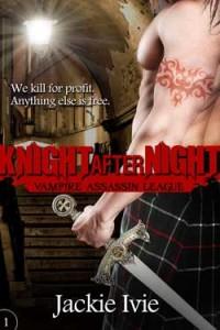 First in Series of Vampire Romances by Jackie Ivie