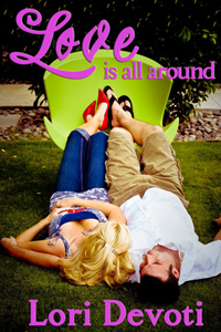 Love is All Around, contemporary romance