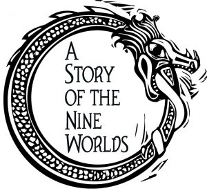 ouroboros Midgard Serpent as used in Nine Worlds series