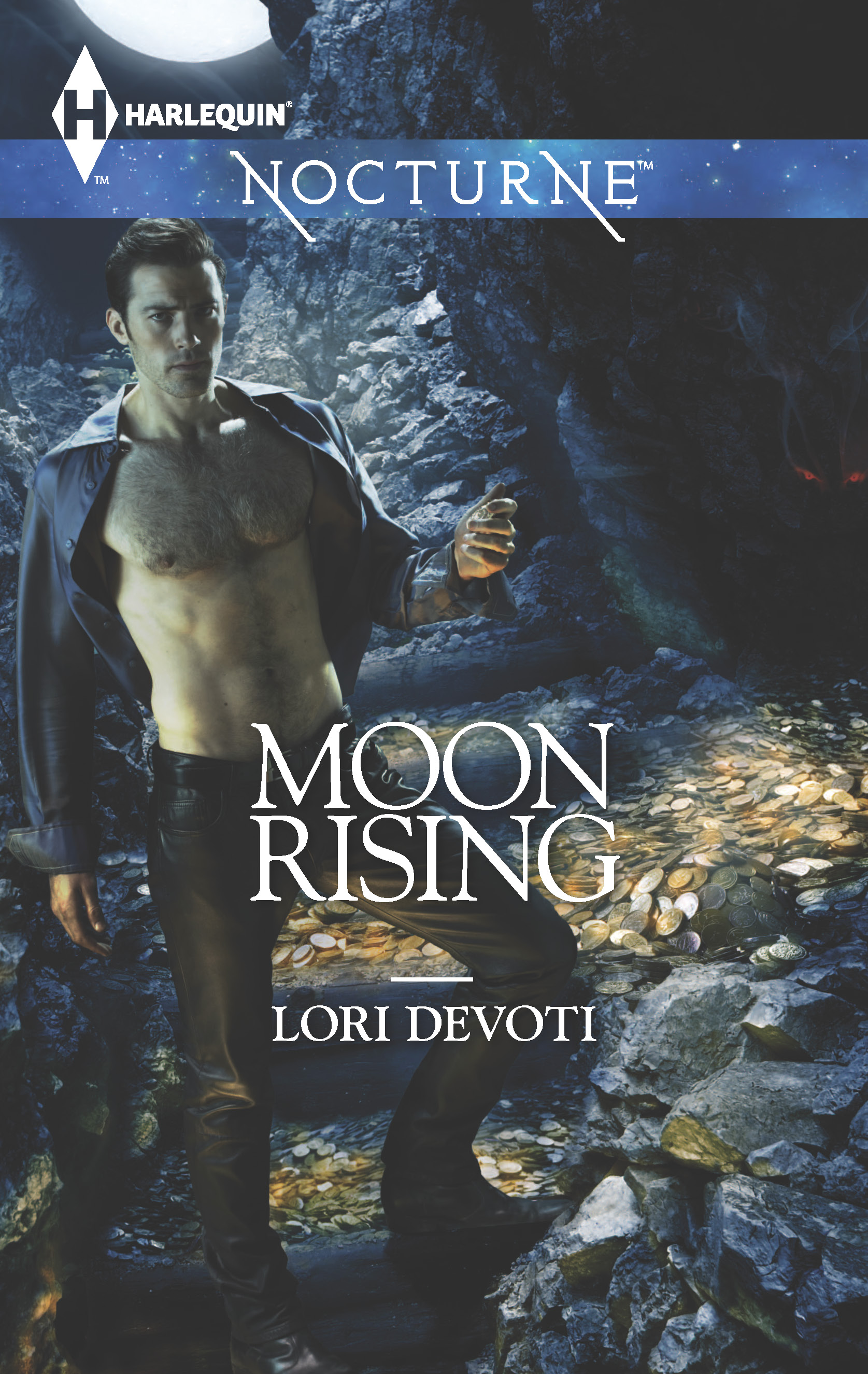 Moon Rising, vampires werewolves