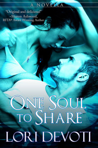 One Soul to Share, vampire and mermaid romance