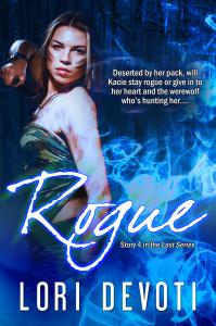 Rogue, werewolf paranormal romance