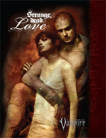 30 Days of Vampires: Can Vampires Love? #Prize