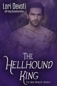 The Hellhound King shapeshifter paranormal romance