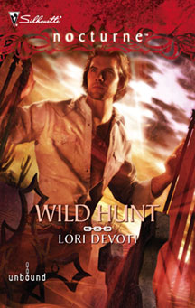 Wild Hunt, dark paranormal romance