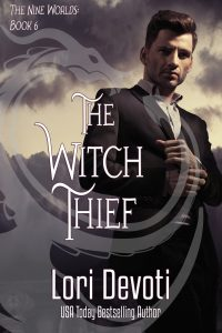 The Witch Thief, dragon-shifter romance