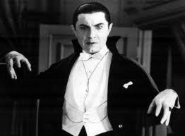 Bela Lugosi vampire