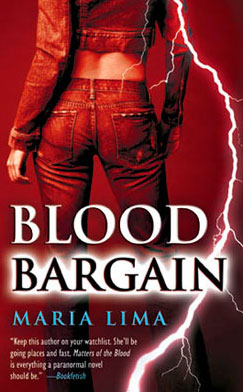 Blood Bargain, urban fantasy