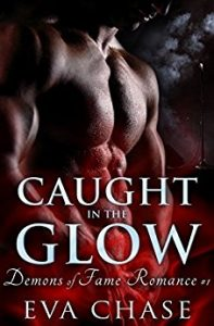 Caught in the Glow paranormal romance