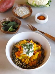 Vegetarian Curry.