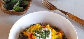 Recipe: Crockpot Vegetarian Curry…