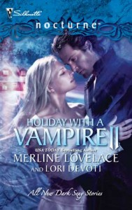 Holiday with a Vampire II, vampire romance