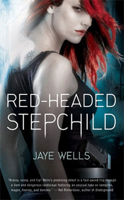 Red-Headed Step Child, urban fantasy
