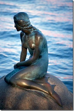 littlemermaidstatue