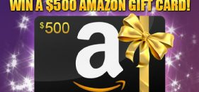 Paranormal Romance Giveaway! $500 Amazon Gift Card and more