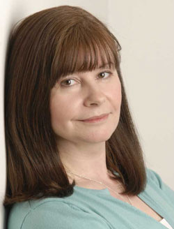 Suzanne Mcleod, urban fantasy author