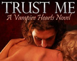 #SixSunday Okay seven, lines from #vampire romance, Trust Me
