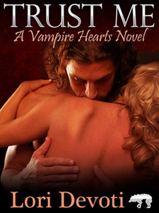 Trust Me, Vampire Hearts book 1