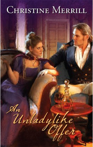 An Unladylike Offer historical romance novel