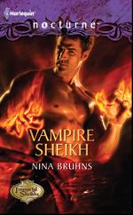 30 Days of Vampires: An Egyptian Vampire?