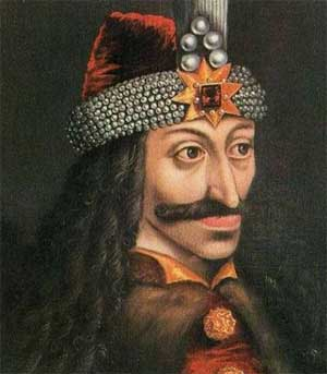 Vlad the Impaler, Dracula