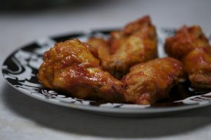 buffalo hot wings recipe